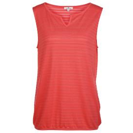 Damen Shirttop mit Struktur
