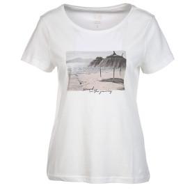 Damen Shirt mit Print