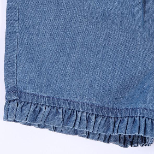 Baby Mädchen Jeansshorts