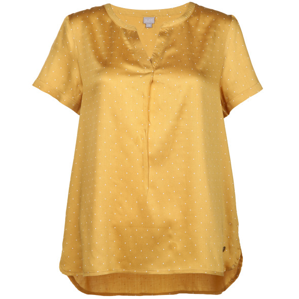 Damen Bluse mit Alloverprint