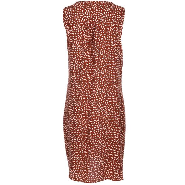 Damen Sommerkleid mit Alloverprint