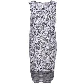 Damen Kleid mit Alloverprint
