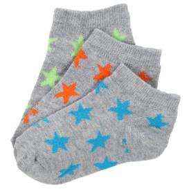 Mädchen Sneaker Socken im 3er Pack