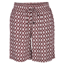 Damen Shorts mit Alloverprint