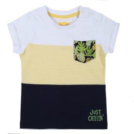 Baby Jungen Shirt mit Brusttasche