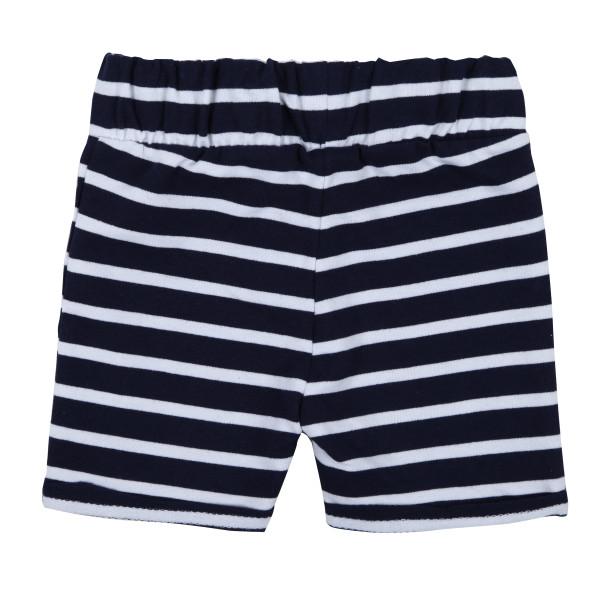 Baby Shorts mit Streifen
