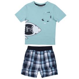 Jungen 2er Set, best. aus Shirt und Hose