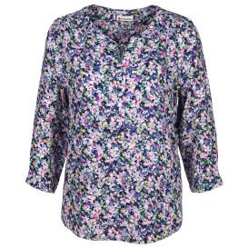 Damen Bluse im Allover Blumenprint