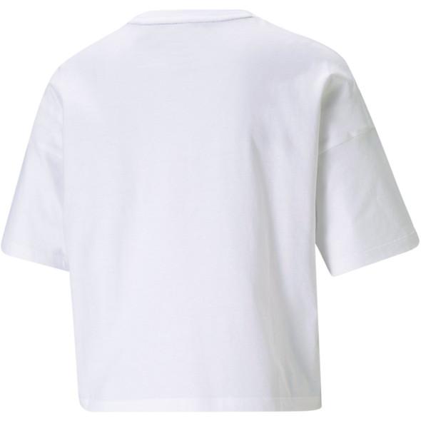 Damen Sportshirt in kurzer Form