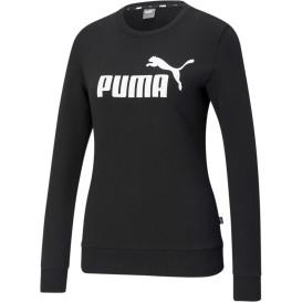 Damen Sport Sweatshirt mit Logoprint