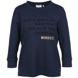 Damen Shirt mit Print und 3/4 Arm