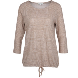 Damen Shirt im Glencheckmuster