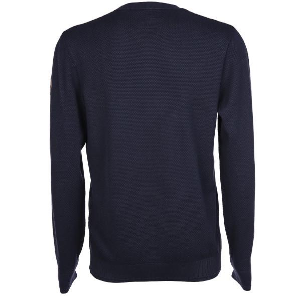 Herren Pullover mit leichter Struktur