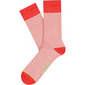 Unisex HERRINGBONE HOMIE Socken im 2er Pack