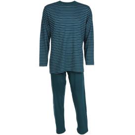 Herren Pyjama mit zarten Streifen