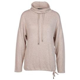 Damen Strickflausch- Sweater