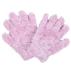 Mädchen Chenille Handschuhe
