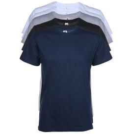 Herren Shirt im 5er Pack Kurzarm