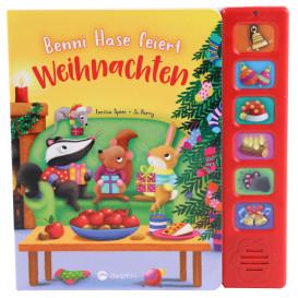 """Kinderbuch """"Benni Hase feiert Weihnachten"""""""