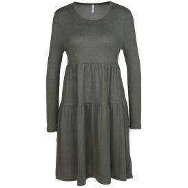 Hailys Kleid mit Volants